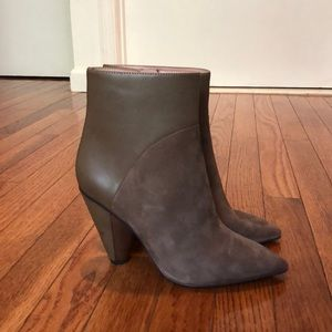 Like Givenchy Isabelle Marant Taupe Booties 7